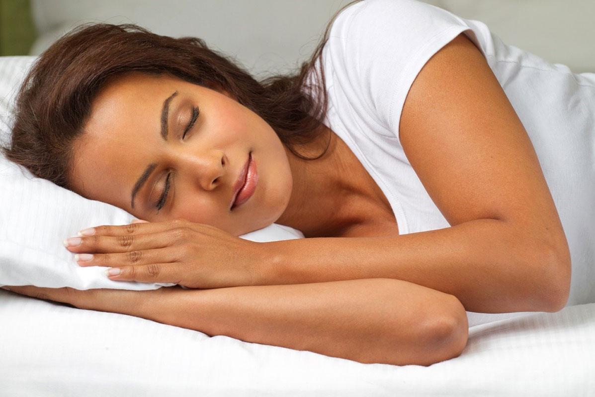 Egy kellemes fürdő mély, pihentető alvást biztosít