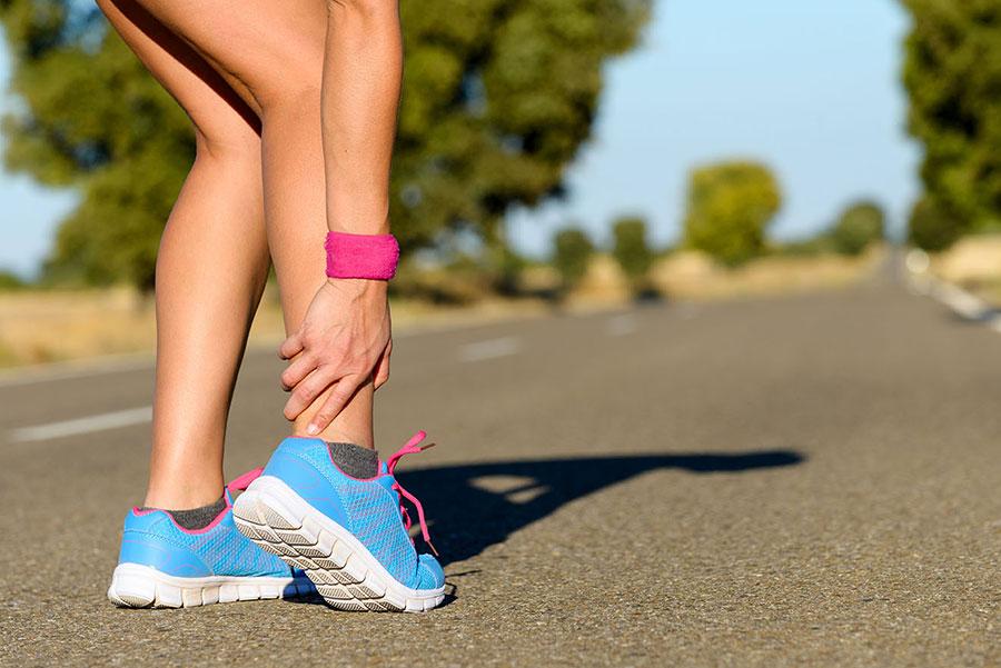 A jakuzzi segítségével enyhíthetők a futás okozta panaszok
