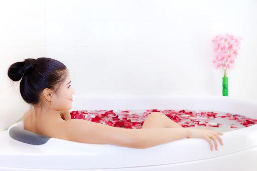 A bőr szépítése a jakuzzi segítségével